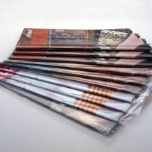 Hírlap, nyomtatvány fóliázás